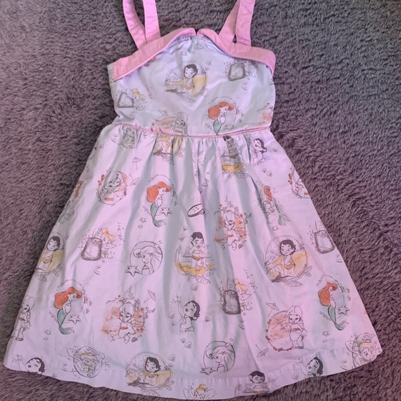 Disney animations dress